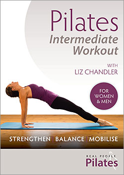 Pilates Intermediate DVD