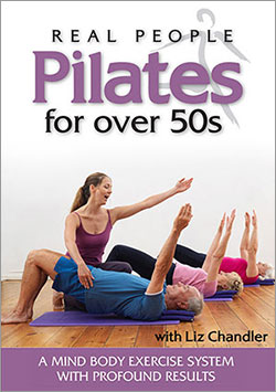 Pilates for over 50s DVD