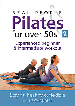 Pilates for seniors DVD